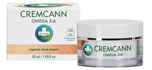 Annabis Cremcann Omega 3-6 Organikus Bőrápoló Krém