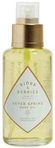 Björk & Berries Never Spring Body Oil