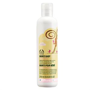 The Body Shop Buriti Baby Shampoo
