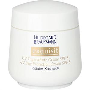 Hildegard Braukmann Exquisit UV Tagesschutz Creme SPF8