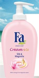 Fa Silk & Magnolia Folyékony Szappan