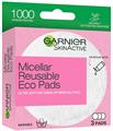 Garnier Eco Pads Újrahasználható Sminklemosó Korongok