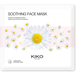 Kiko Soothing Face Mask