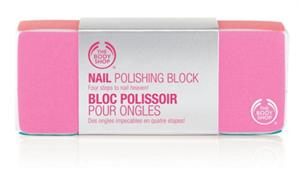 The Body Shop Nail Polishing Block Körömpolírozó