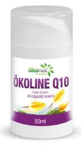 Ökoline Q10 Arcápoló Krém