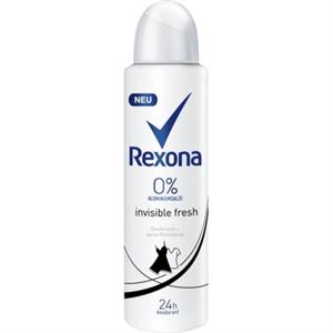 Rexona Deospray Invisible Fresh 0%