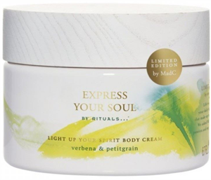 Rituals Express Your Soul Light Up Your Spirit Body Cream