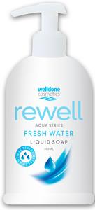 Rewell Fresh Water Antibakteriális Hatású Folyékony Szappan