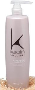 Young Keratin Structure Hajújraépítő Sampon