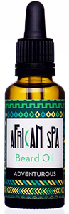 African Spa Beard Oil - Adventurous