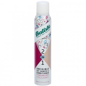 Batiste 2 in 1 Invisible Dry Shampoo & Conditioner