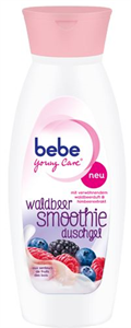 bebe Young Care Waldbeer Smoothie Tusfürdő