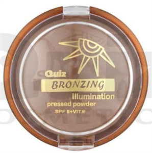 Quiz Bronzing Illumination SPF8