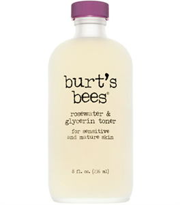 Burt's Bees Rosewater and Glycerin Toner