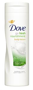 Dove Go Fresh Nourishment Testápoló