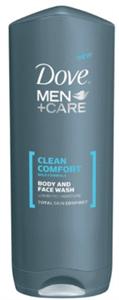 Dove Men+Care Clean Comfort Tusfürdő