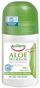Equilibra Deo-Roll On Aloe Verával