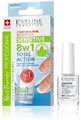 Eveline Cosmetics 8in1 Total Action Sensitive Intensive Nail Hardener