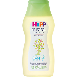 HiPP Sensitiv Ápoló Babaolaj