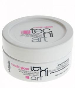 L'Oréal Professionnel Tecni Art Metallic Gloss Wax