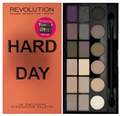 Makeup Revolution Hard Day Szemhéjpúder Paletta
