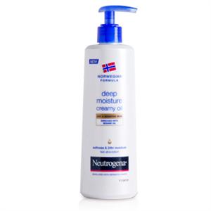 Neutrogena Creamy Oil Krémes Testápoló Olaj