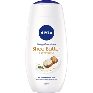 Nivea Shea Butter & Botanical Oil Tusfürdő