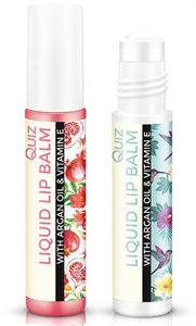 Quiz Liquid Lip Balm With Argan Oil & Vitamin E