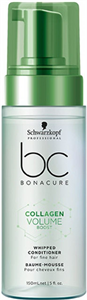 Schwarzkopf Professional BC Bonacure Collagen Volume Boost Whipped Conditioner
