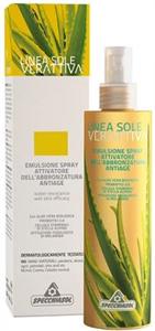 Specchiasol Verattiva Öregedésgátló Gyorsbarnító Spray