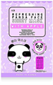 SUGU Beauty Panda Fátyolmaszk