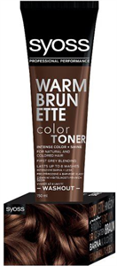 Syoss Warm Brunette Color Toner