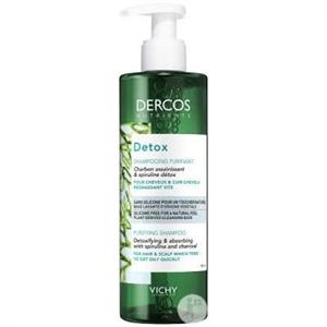Vichy Dercos Nutrients Detox Sampon