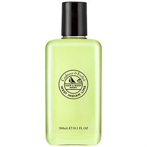 Crabtree&Evelyn West Indian Lime Tusfürdő Gél