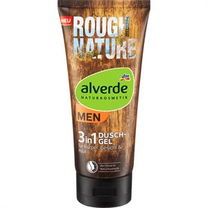 Alverde Men Rough Nature 3in1 Tusfürdő