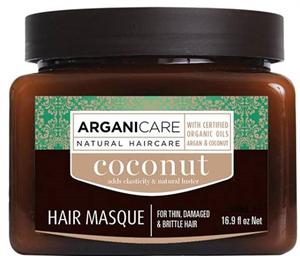 Arganicare Coconut Hajmaszk Nehezen Fésülhető Hajra