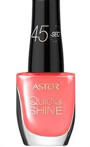 Astor Quick & Shine Körömlakk