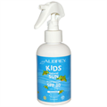 Aubrey Organics Kids Natural Sun Sunscreen Unscented Spray SPF30