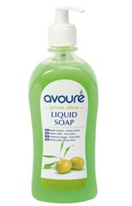 Avouré Green Olive Folyékony Szappan