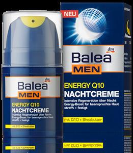 Balea Men Energy Q10 Nachtcreme