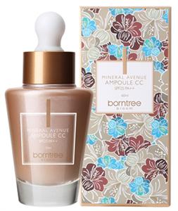 Borntree Mineral Avenue Ampoule CC Krém SPF25/Pa++