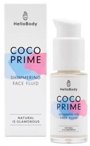 HelloBody Coco Prime Csillogó Fluid