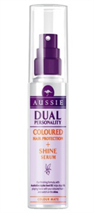 aussie Dual Personality Coloured Hair Protection and Shine Serum