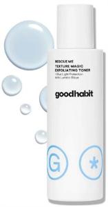Goodhabit Rescue me Texture Magic Exfoliating Toner
