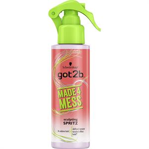 Got2b Made 4 Mess Hajformázó Spray
