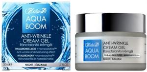 Helia-D Aquaboom Anti-Wrinkle Cream Gel Night