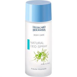 Hildegard Braukmann Body Care Natural Deo Spray