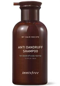 Innisfree My Hair Recipe Anti Dandruff Shampoo