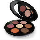Inika Day to Night Eye Shadow Palette