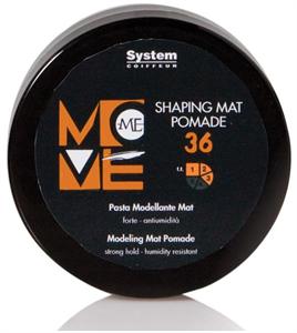 Dikson Move Me 36 Shaping Matt Pomade